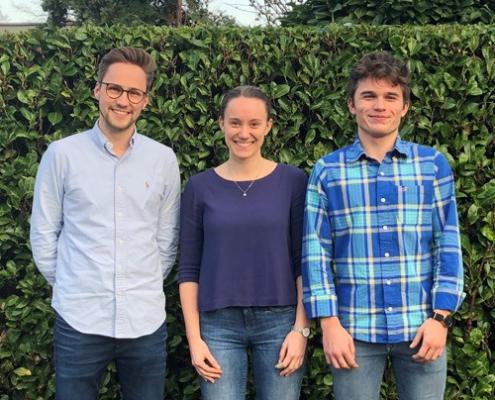 Prüfung zu Steuerfachangestellten bestanden - Budt Hermansen Rittmeier & Partner in Ahlen