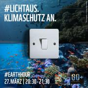Steuerbüro Wirtschaftsprüfer Budt aus Ahlen unterstützt die Earth Hour 2021